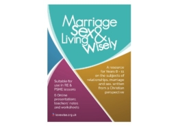 Marriage, Sex and Living Wisely