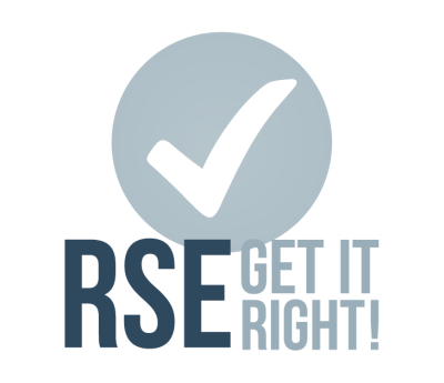 RSE - Get it Right